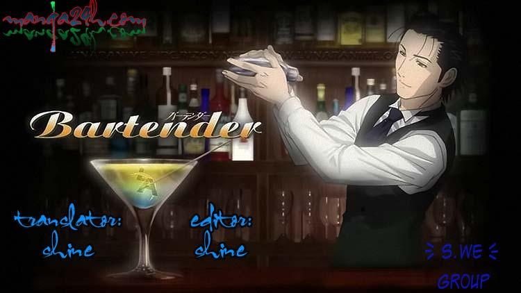 Bartender chap 27 Trang 1 - Mangak.info