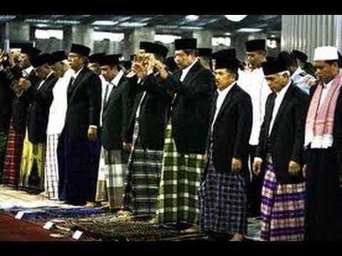 Tata Cara Shalat Idul Fitri dan Shalat Idul Adha