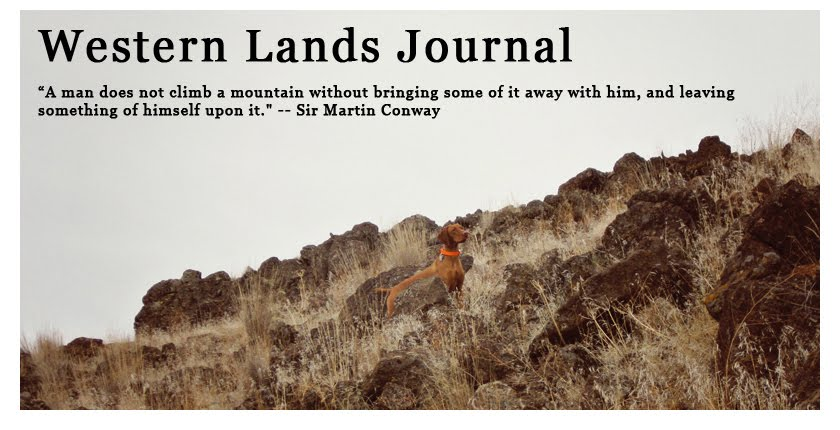 Western Lands Journal