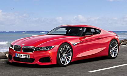 How would you design your ideal BMW?