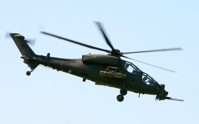 Helikopter penyerang Malaysia