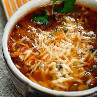 Reteta supa greceasca
