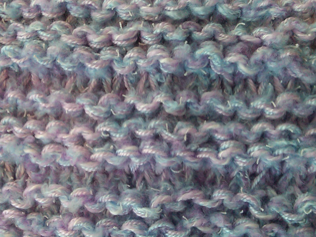 Sunlight Through My Windows: A UFO becomes a WIP - Knitting Mom\'s ...