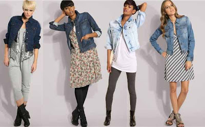 Ways to wear denim shirt