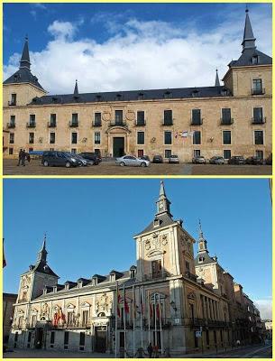 Palacio Lerma y Casa Villa Madrid