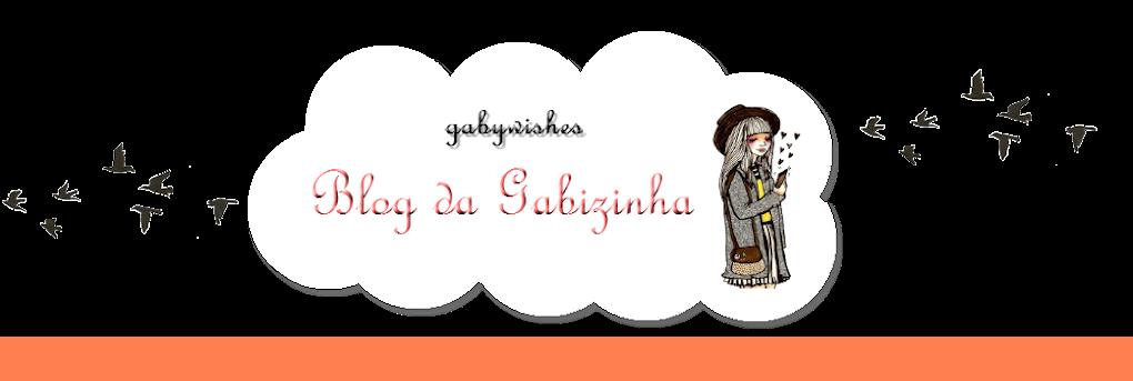 Blog da Gabizinha