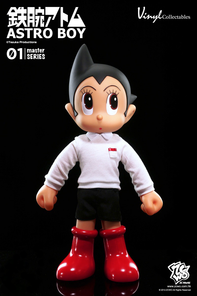 Astro Boy Car Accident