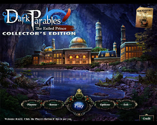 Dark Parables: The Exiled Prince Collector's Edition [FINAL]