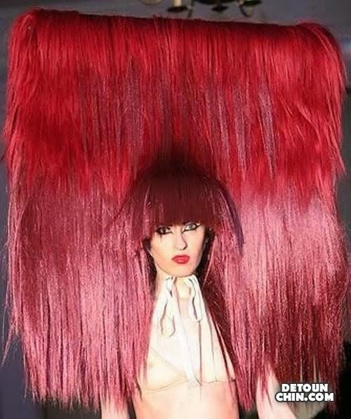 Imagenes fantasia y color los peinados m s extravagantes - El mejor peinado del mundo para hombres ...