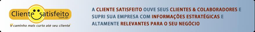 Cliente Satisfeito - O caminho mais curto até seu cliente