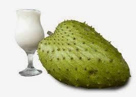 Manfaat buah sirsak bagi tubuh