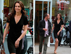 Kate Middleton de compras
