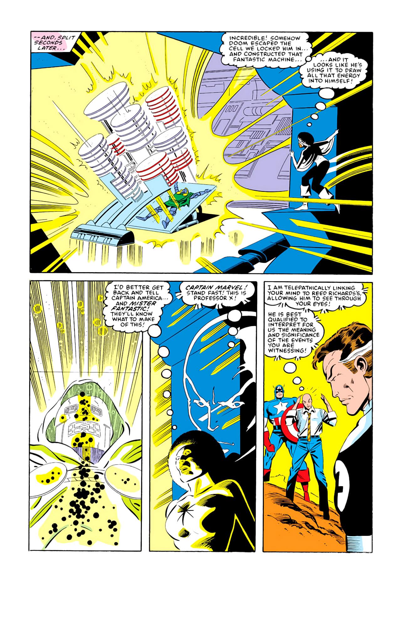 Captain America (1968) Issue #292k #218 - English 5