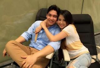 Foto Mesra Pasangan Franda dan Samuel