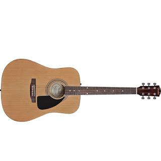 dan guitar Fender FA-100