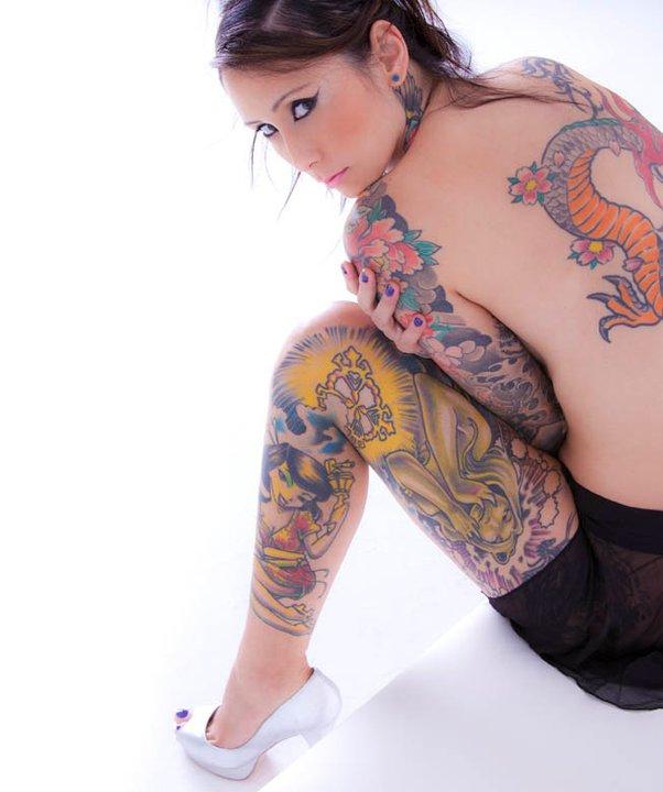 Tatuagem - Página 2 Fotos-de-Mulheres-Tatuadas