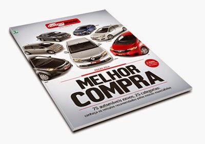 Revista Quatro Rodas –  Especial Melhor Compra – Agosto de 2014