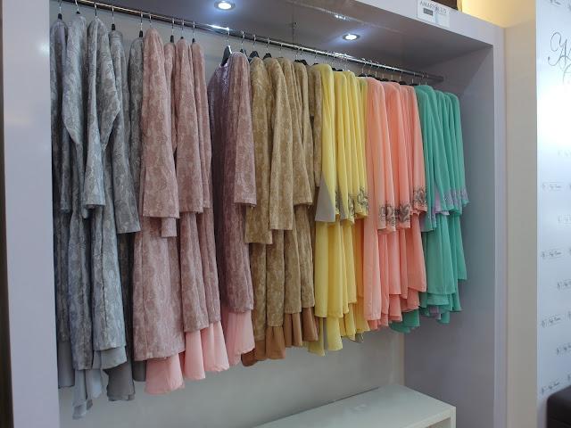Dress muslimah Nelyz Couture Boutique