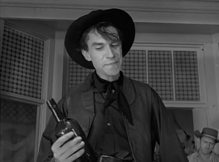 When Mr. Denton on Doomsday was filmed, Martin Landau was only 31 and had less than half a dozen acting credits to his name.