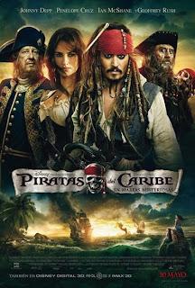 Piratas del Caribe 4: En Mareas Misteriosas (2011) online
