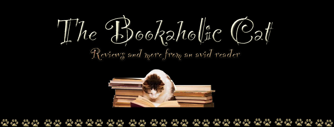 The Bookaholic Cat