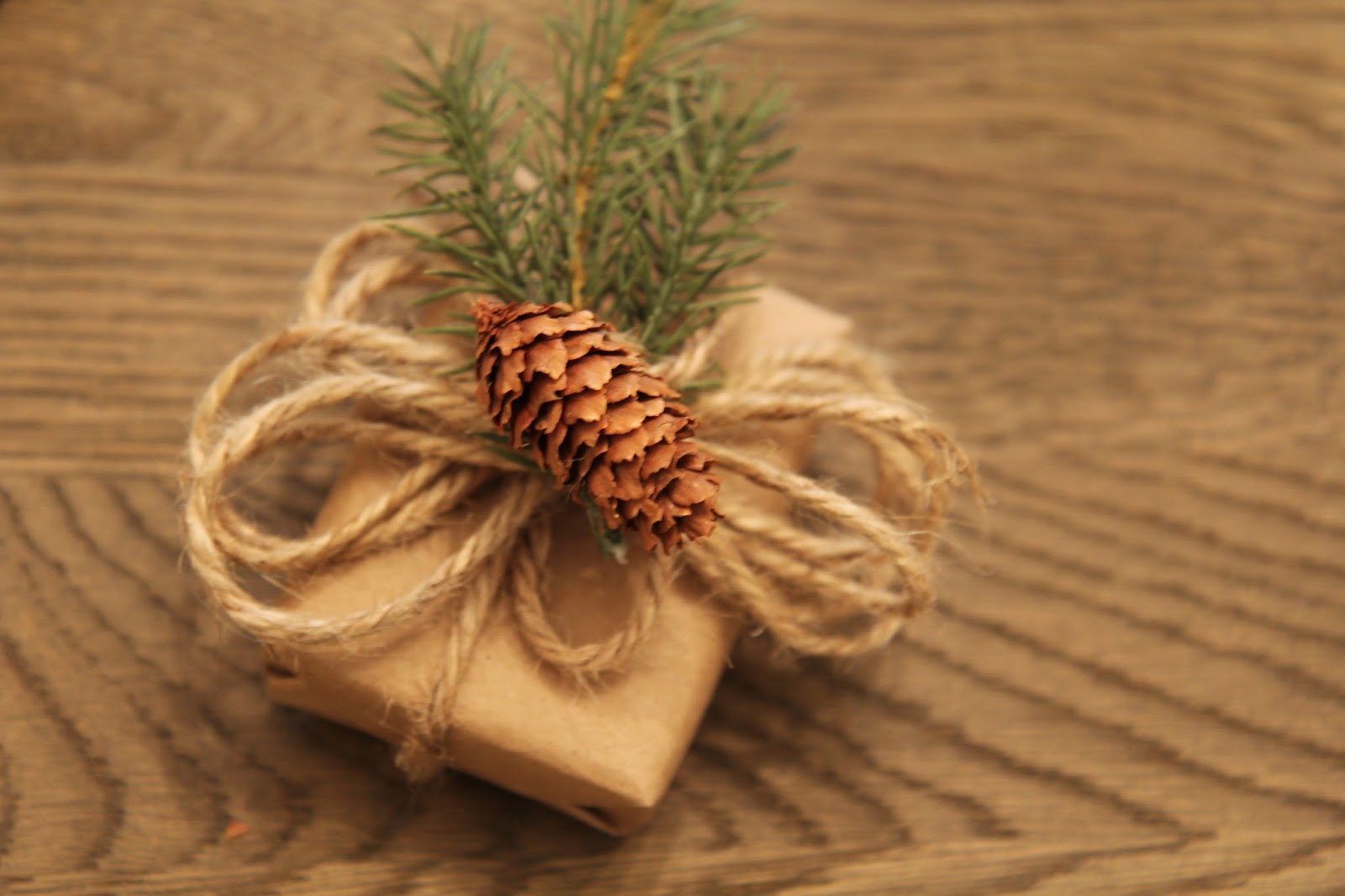 Natural-Pinecone-Giftwrap