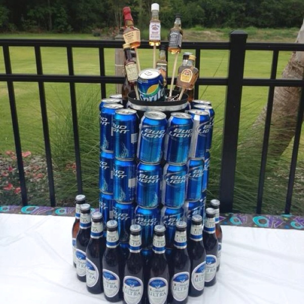 2 Create A Beer Liquor Cake For The Girls To Enjoy