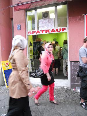 Kreuzberg Erster mai