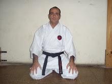 Sensei Marcelo Garcia 1º Dan