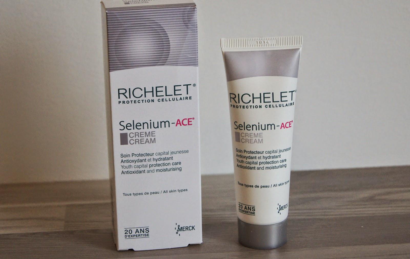 crème protection richelet