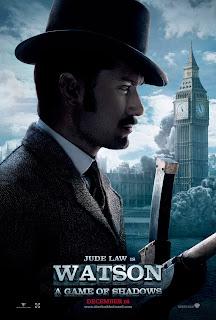 Sherlock Holmes Jude Law