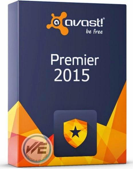 Avast Premier 2015 10.0.2206 Full Crack Valid Sampai 2050