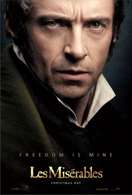 les miserables, hugh jackman