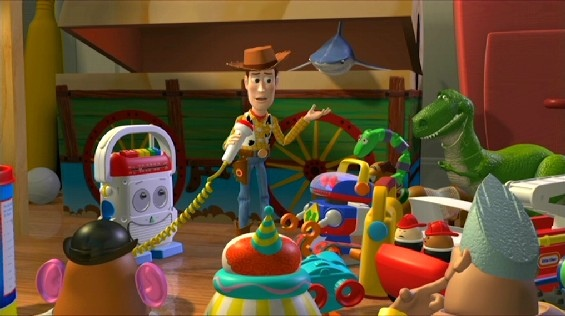 1995 revisiting toy story warped factor words in the