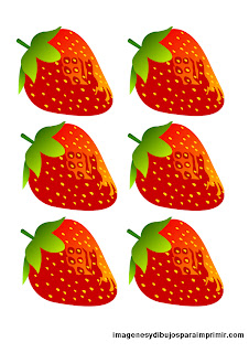 Lots of pictures of strawberries for printing