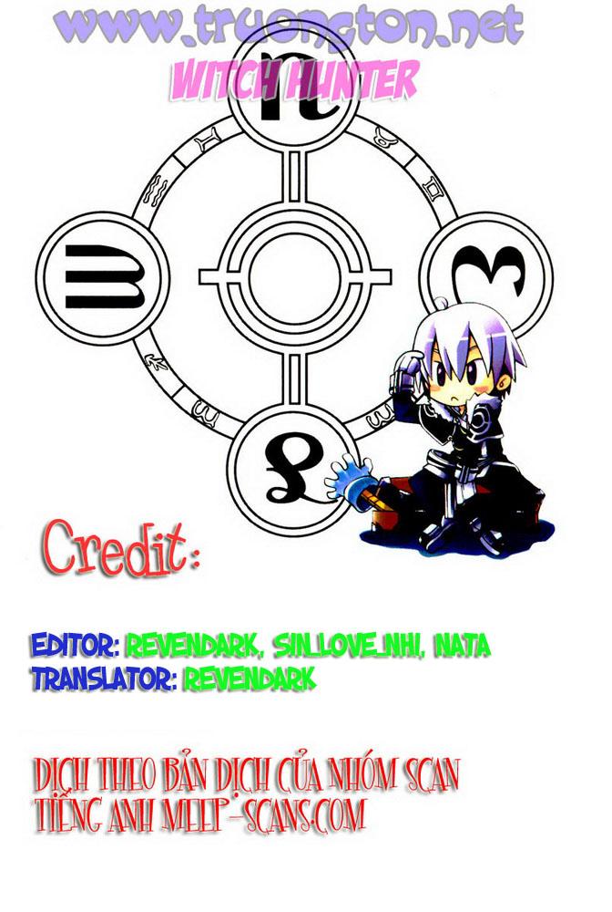 Witch Hunter – Thợ Săn Phù Thủy chap 13 Trang 1 - Mangak.info