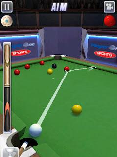 game nokia 5300 Pool Star