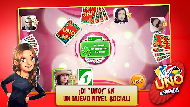 Descargar UNO™ & Friends v1.1.1 APK Mod Android Full Gratis (Gratis)