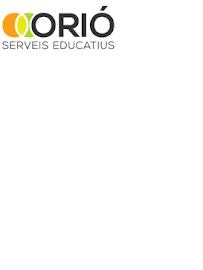 Gestionada per: ORIÓ. Assesoraments i Serveis Educatius. Orióeduserveis, SL