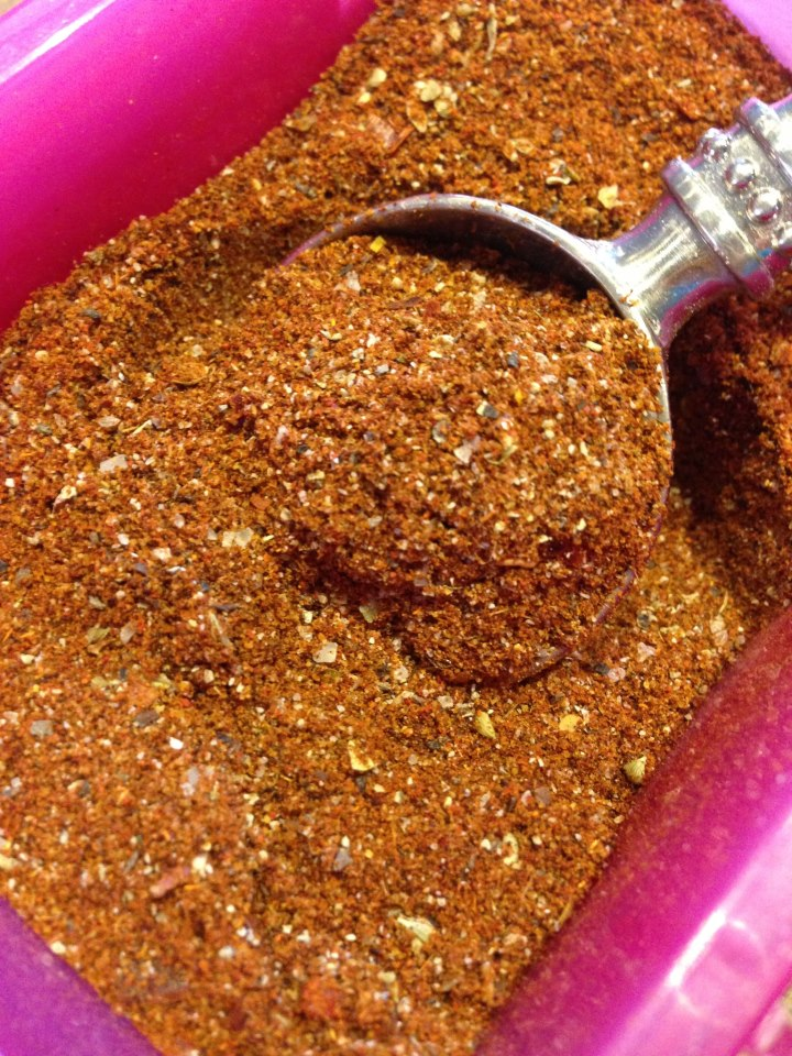how to make homemade taco seasoning without chili powder