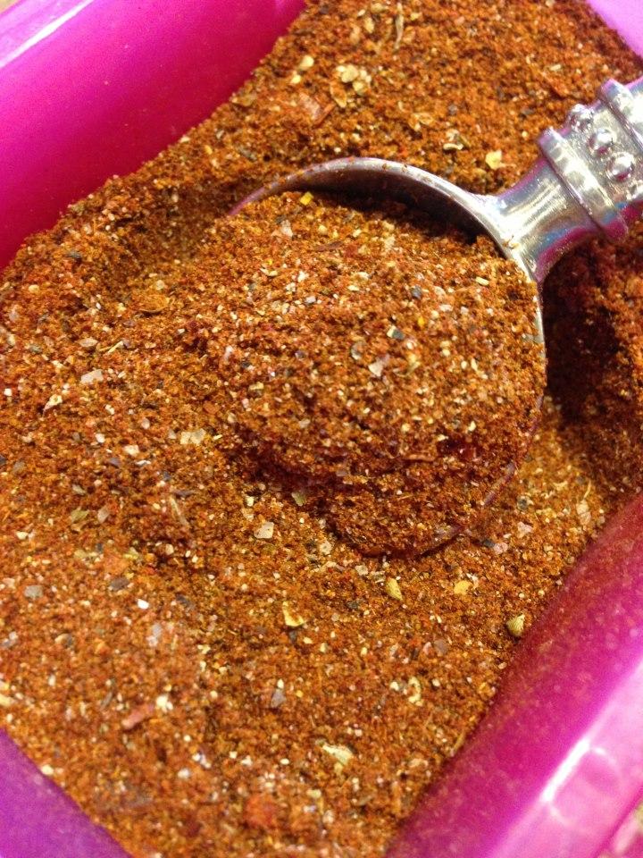 The Audacious Cook: Homemade Taco & Chili Seasoning