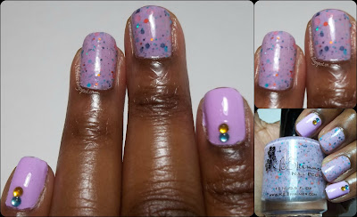 Additional Shots of the manicure