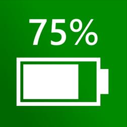 http://www.windowsphone.com/en-us/store/app/battery/c8e96f8e-cda1-4e25-b628-e934815b25cb