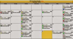 WCBC Ride Calendar