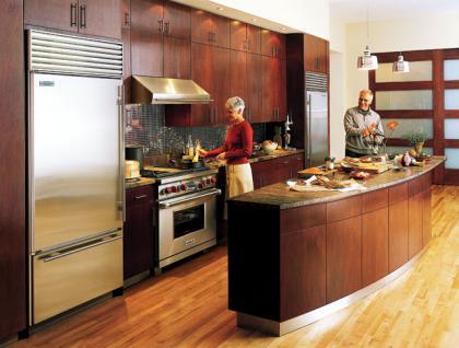 la cocina es un parea que debe estar muy bien iluminada si podemos hacer uso de la iluminacin natural durante el da ahorraremos energa esto lo podemos