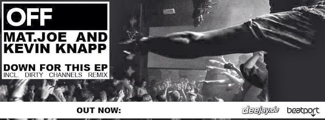 Kevin Knapp & Mat.Joe – Down For This EP