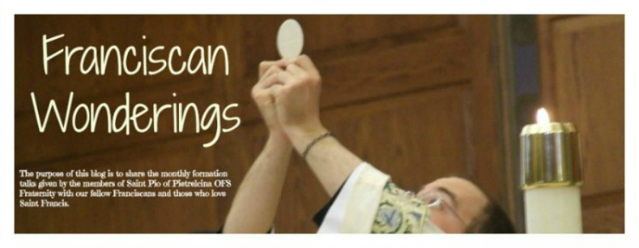 Franciscan Wonderings
