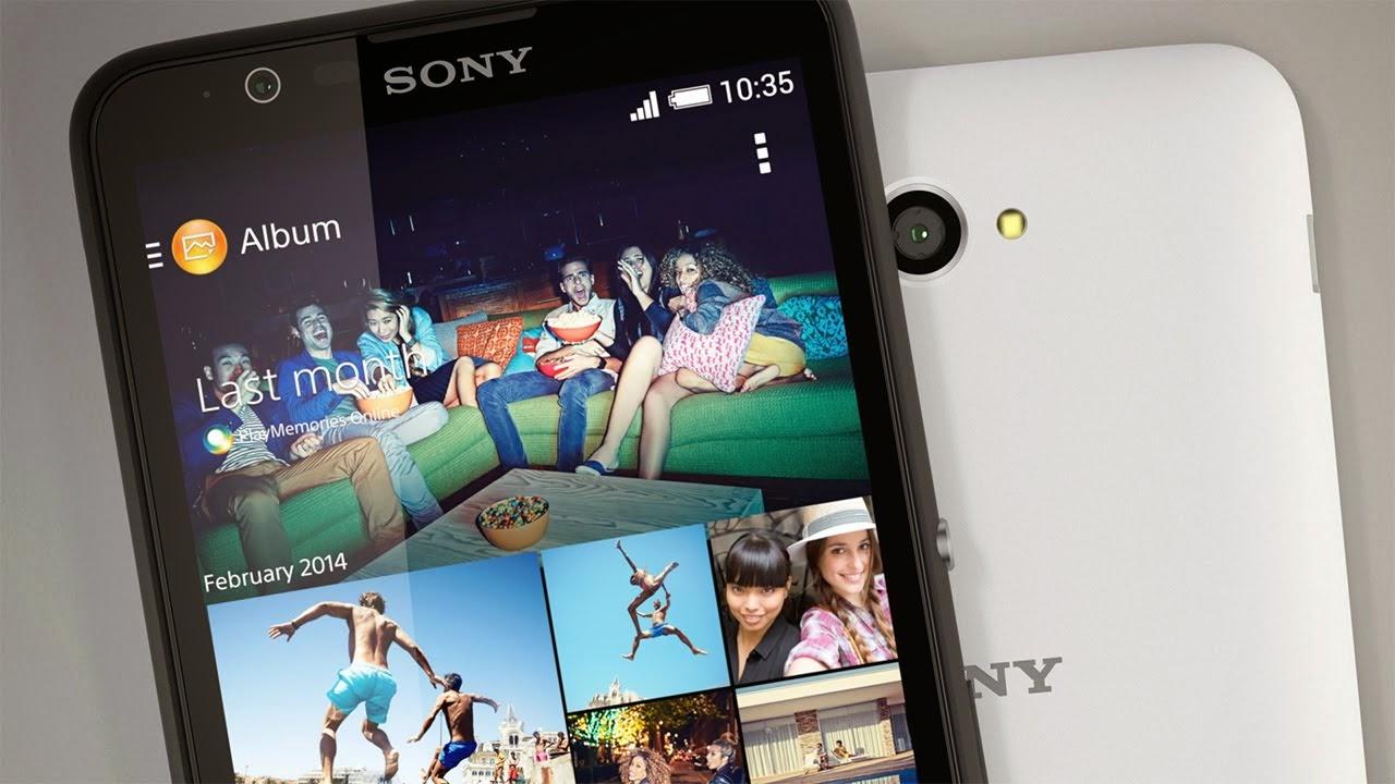 Harga Sony Xperia E4