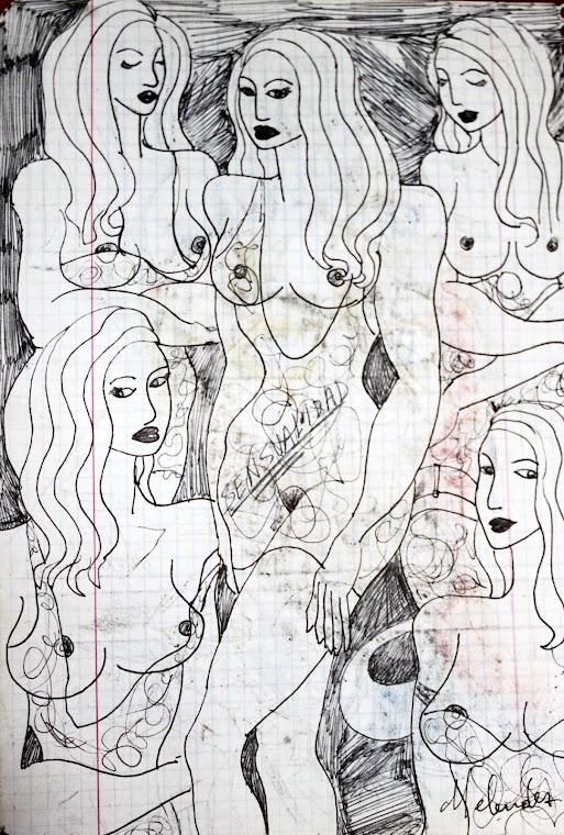 Estudio de mujer