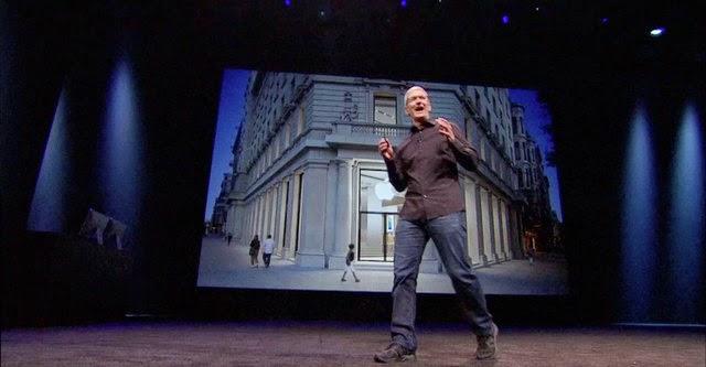Apple sẽ truyền hình trực tiếp sự kiện ngày 16/10 trên website